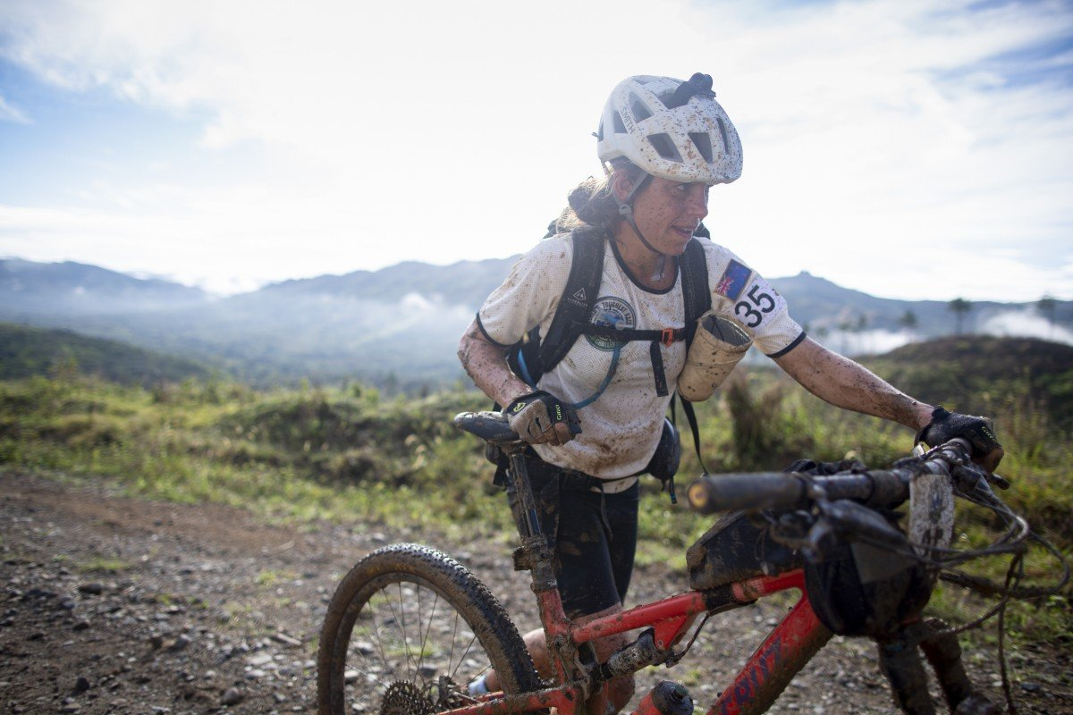 Adventure racers are expected to run, cycle, hike, climb and swim their way through a course. Photo: Christian Pondella/Amazon