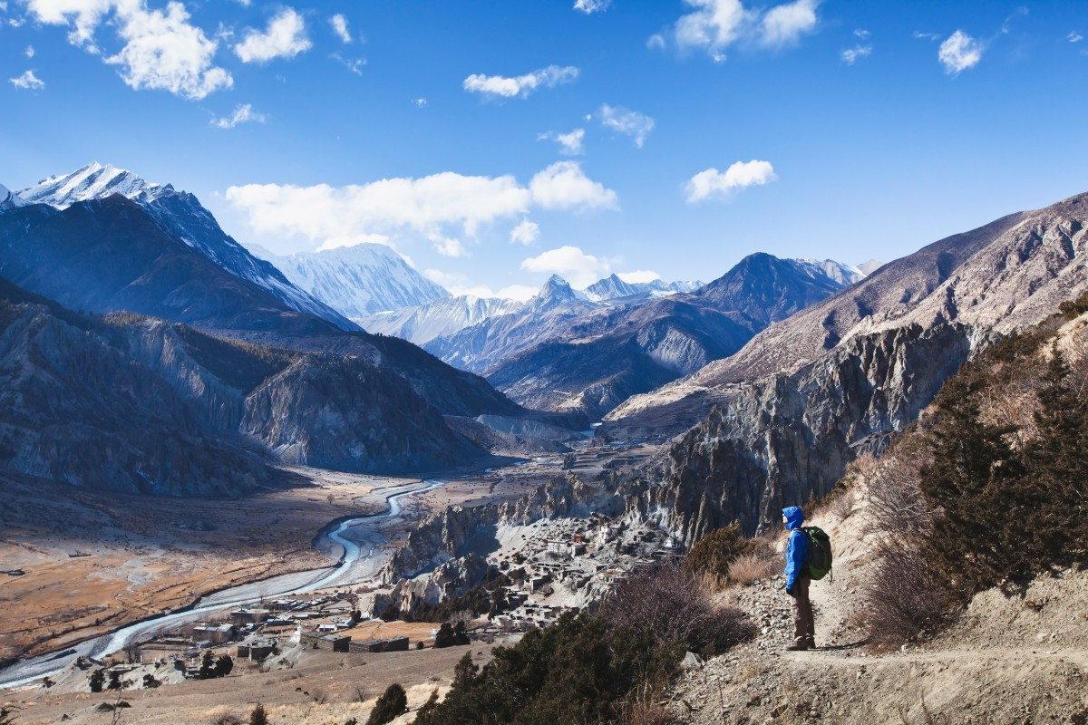 Nepal is opening to tourists and allowing trekkers to hit the trails after almost eight months of lockdown. Photo: Shutterstock
