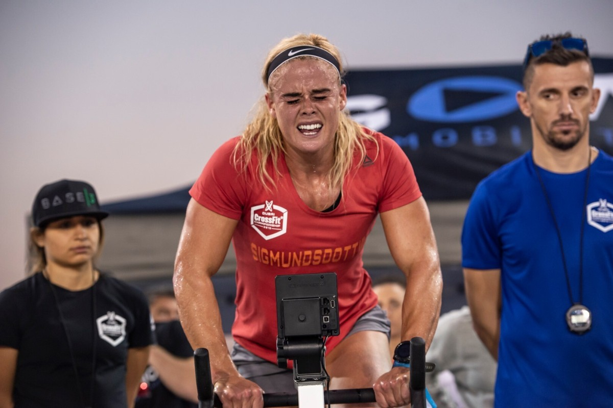 Icelandic CrossFit athlete Sara Sigmundsdottir has opened up about her Games performance. Photo: Dubai CrossFit Championship