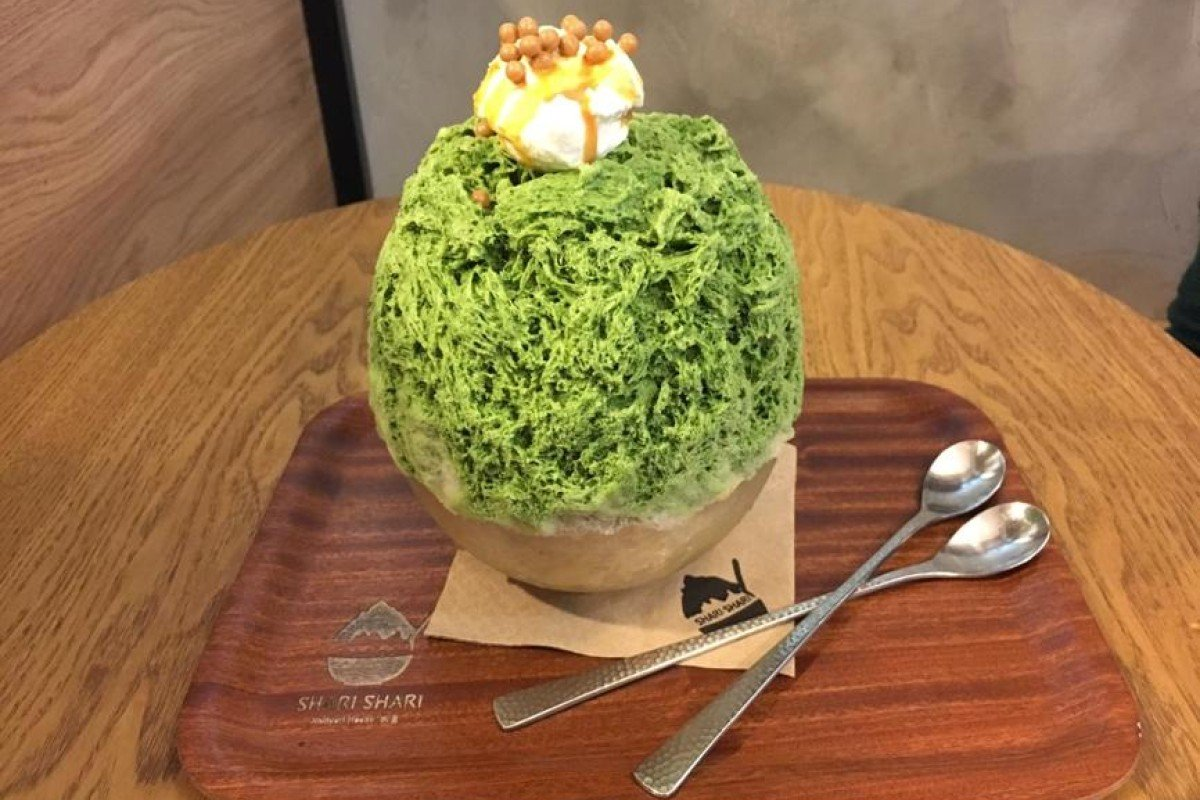 Get Your Japanese Shaved Ice Fix At Hk Causeway Bay Dessert Cafe Shari Shari Kakigori House Restaurant Review Yp South China Morning Post