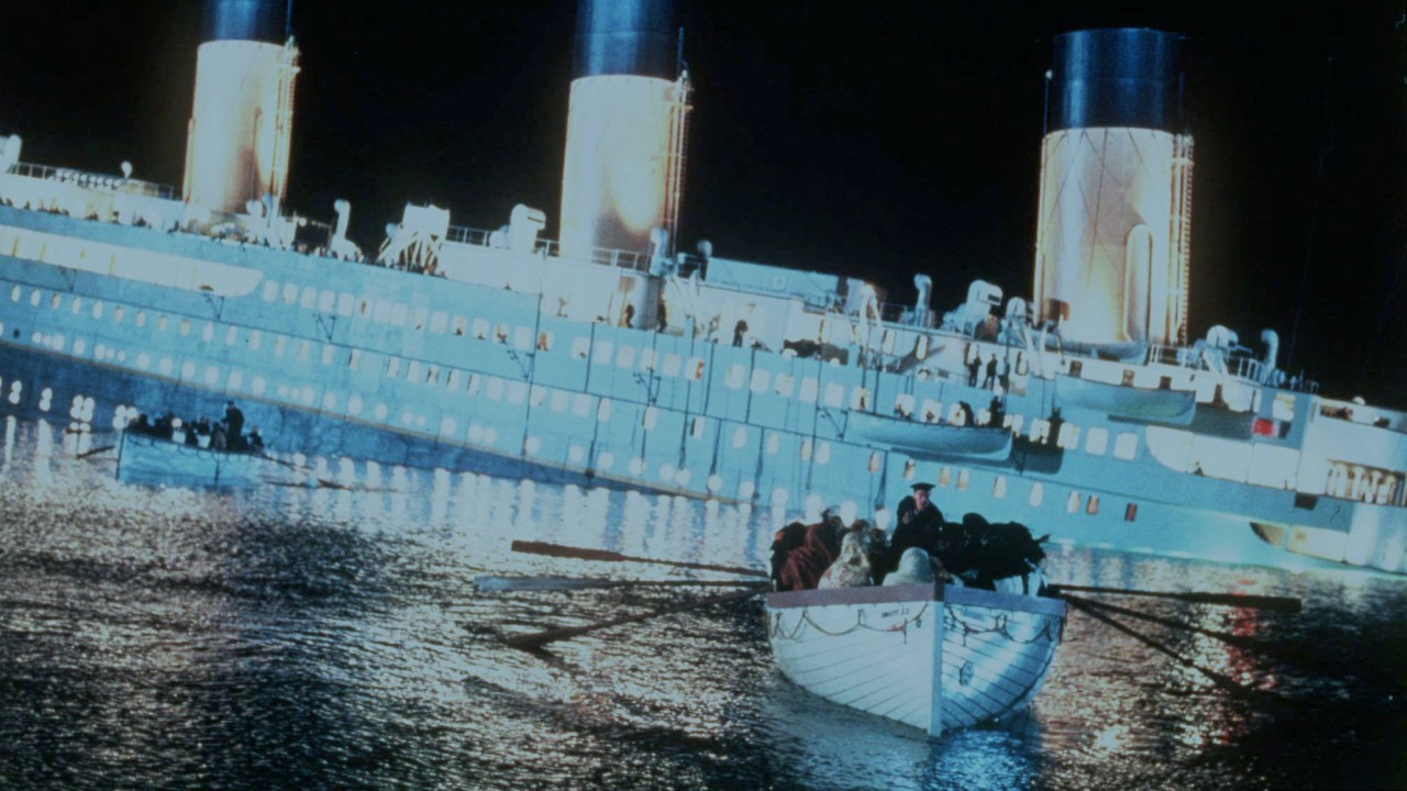 The Chinese survivor scene left out of the Titanic film