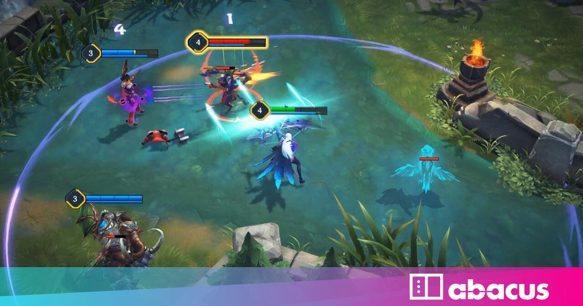 Arena of Valor is a decent game on Nintendo Switch but better on