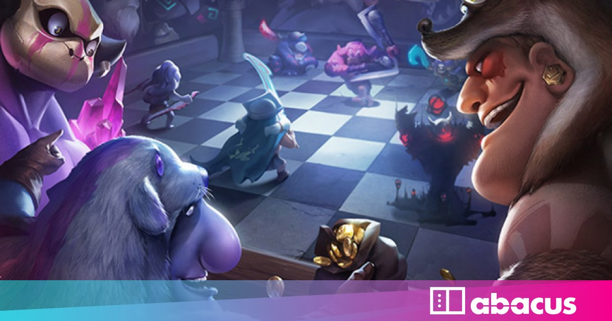 The mobile version of Auto Chess won't feature Dota
