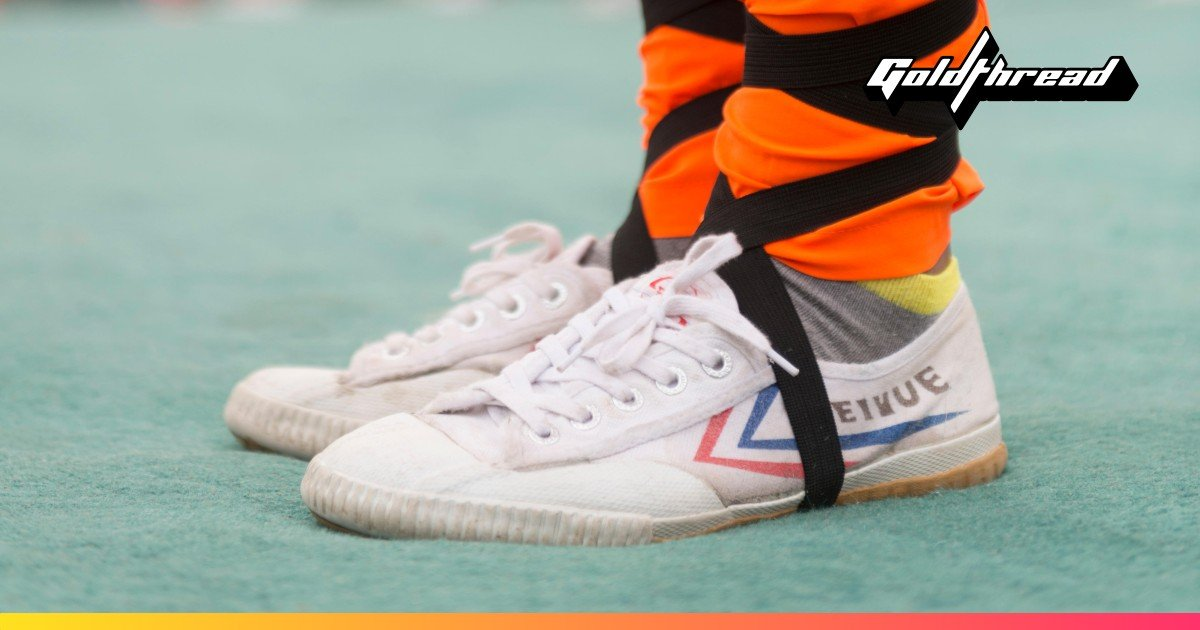 How Feiyue, the go-to sneakers of Shaolin monks, fell victim