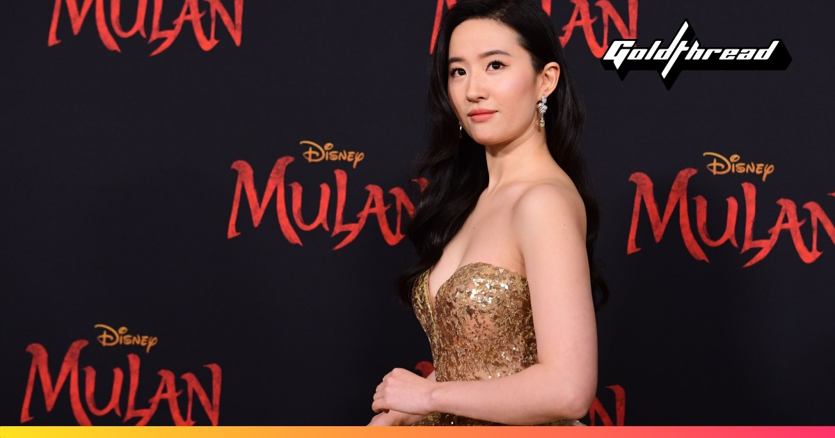 Who are the stars of Disney's latest 'Mulan'?