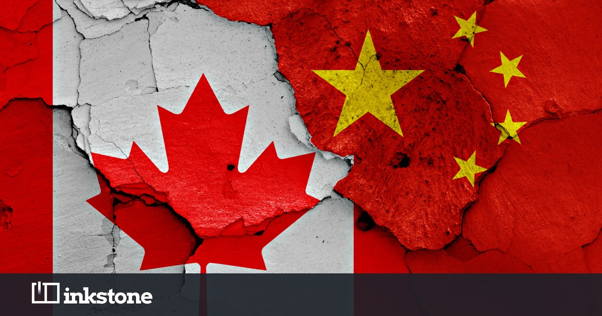 Canada warns citizens after China sentences Canadian to death