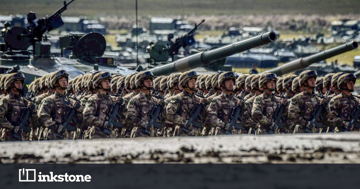 5 things about the Chinese military that keep the US up at night