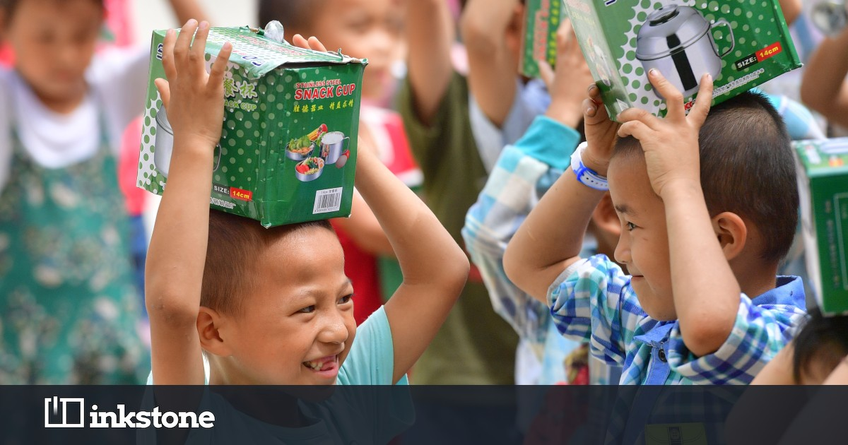 Hitting children could soon be banned in China