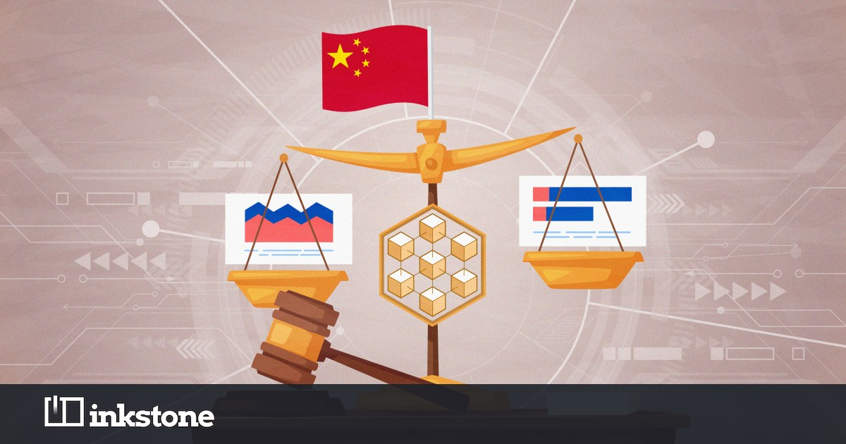 China may become world's first to bring AI to legal system