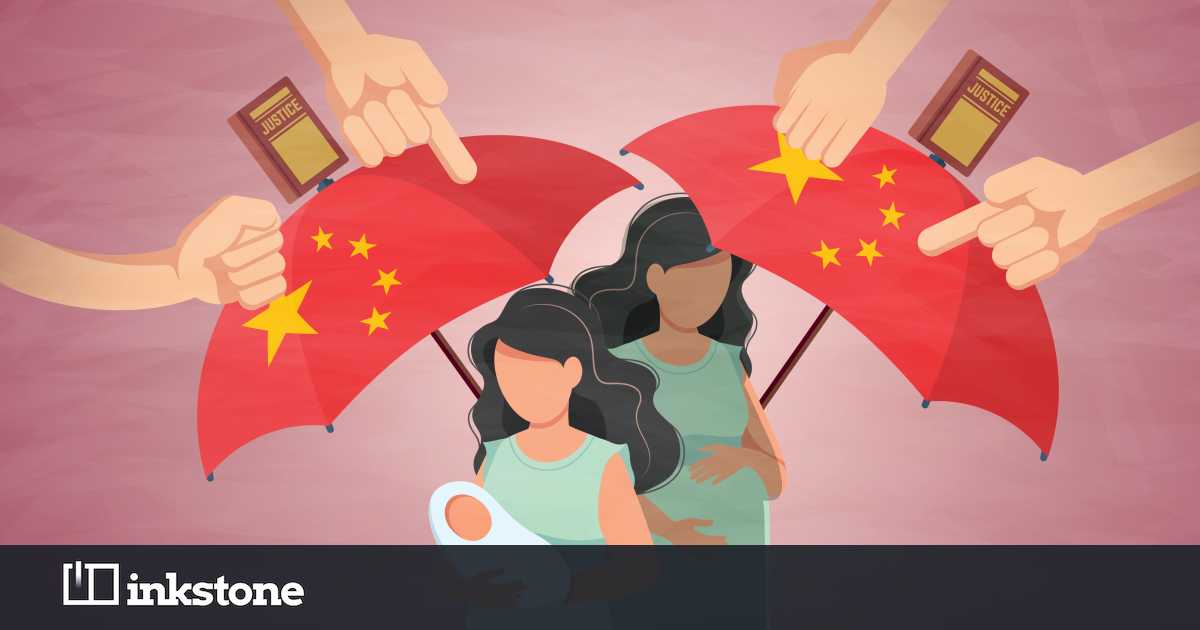 A court ruling might help Chinese women to enjoy more maternity leave