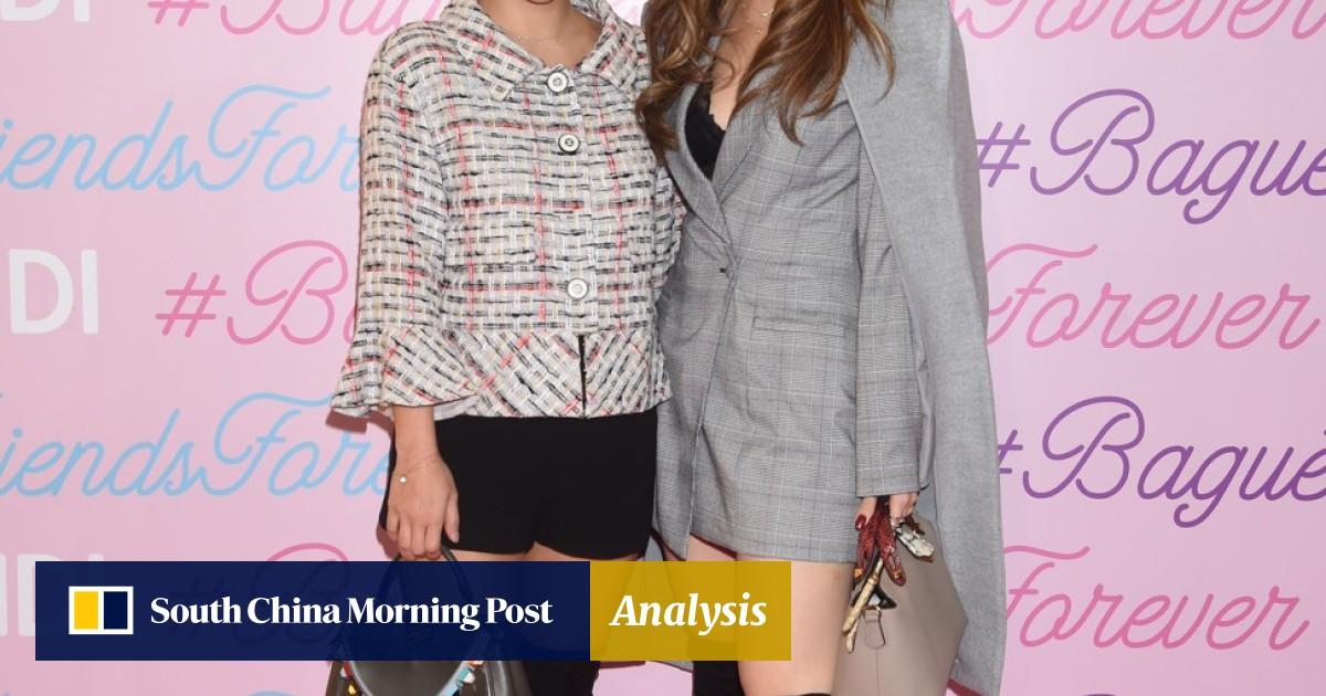 e77c044f58b3 Fendi welcomes back Baguette bag with Sarah Jessica Parker in digital  campaign
