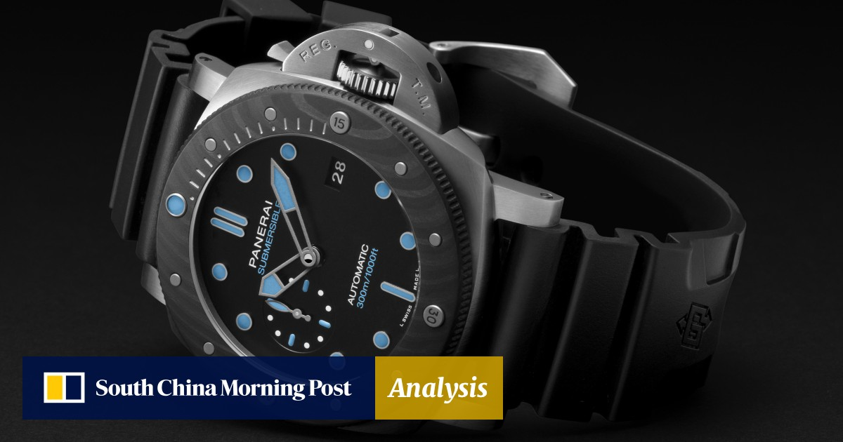 Panerai's Submersible resurfaces as a stand-alone line