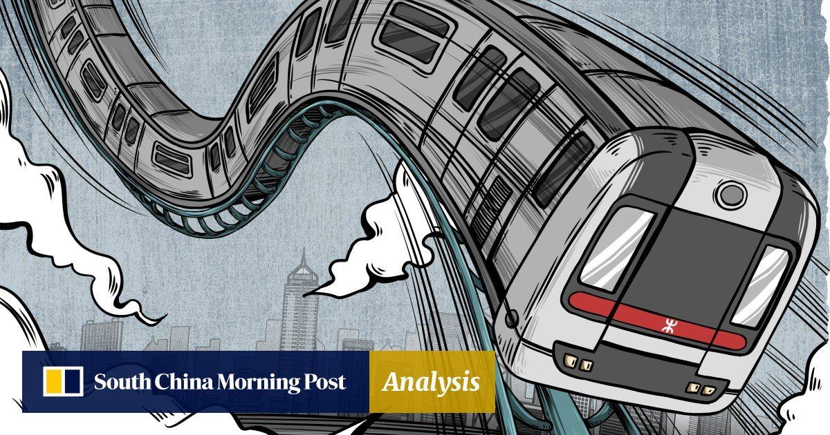 Why is Hong Kong's MTR hurtling from one disaster to another