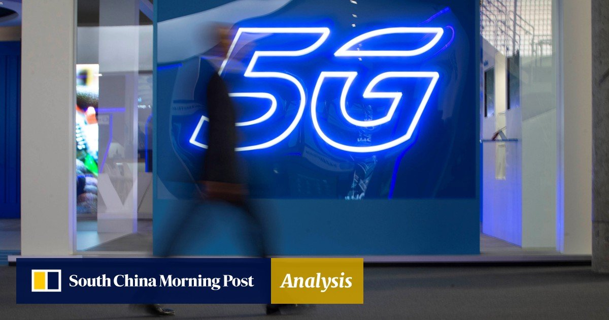 How US went from telecoms leader to 5G also-ran without challenger