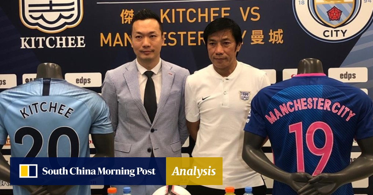 28f9ee212333 Pitch concerns resurface as Manchester City confirm summer date with  Kitchee at Hong Kong Stadium