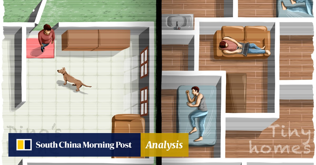 The battle over Hong Kong's controversial small-house policy