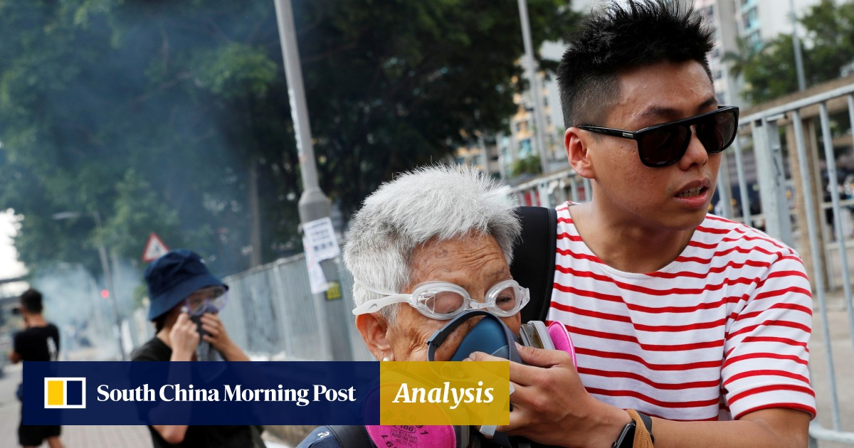 Can Carrie Lam, or anyone, defuse the Hong Kong rebellion