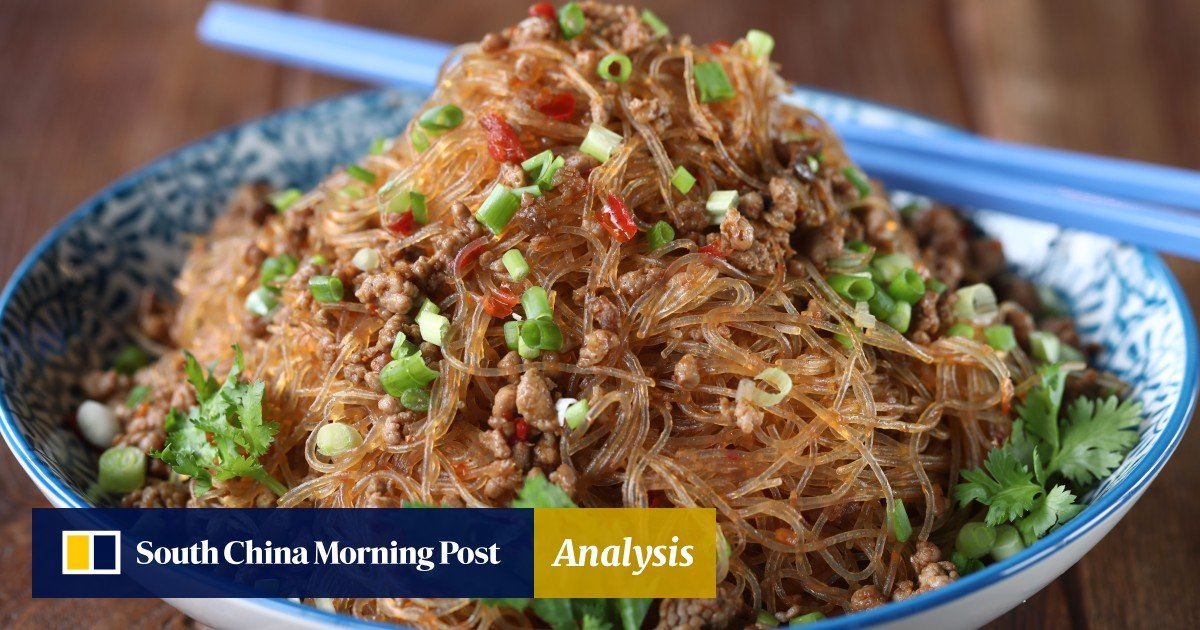 How to make glass noodles springy and not slippery – two
