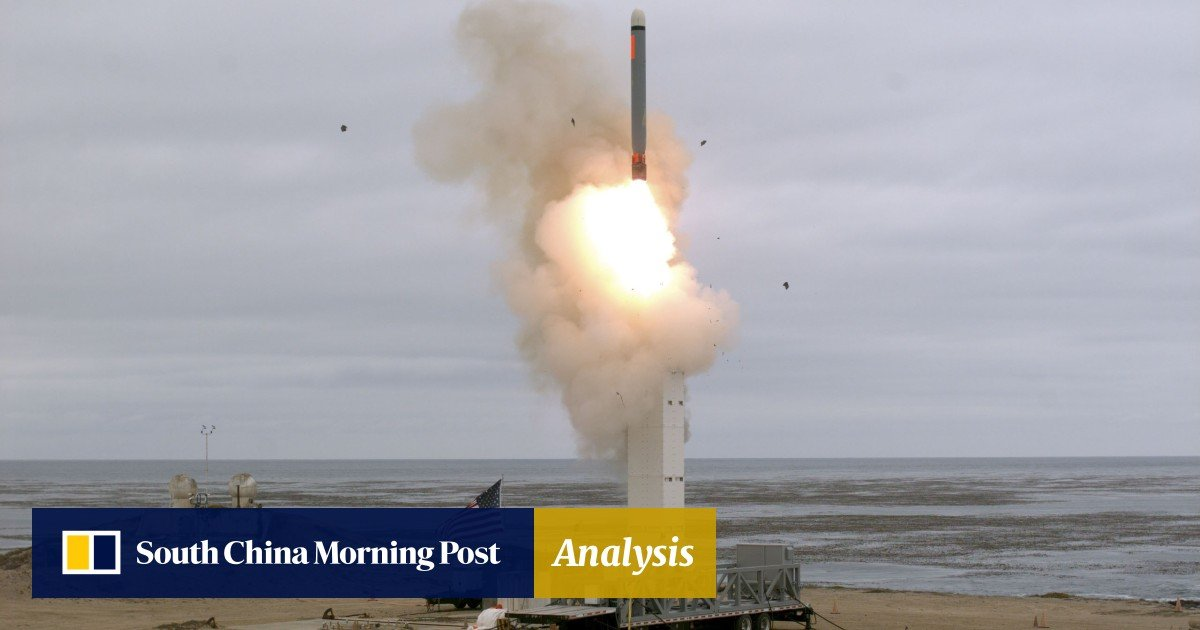New arms race fears as China and Russia blast US over