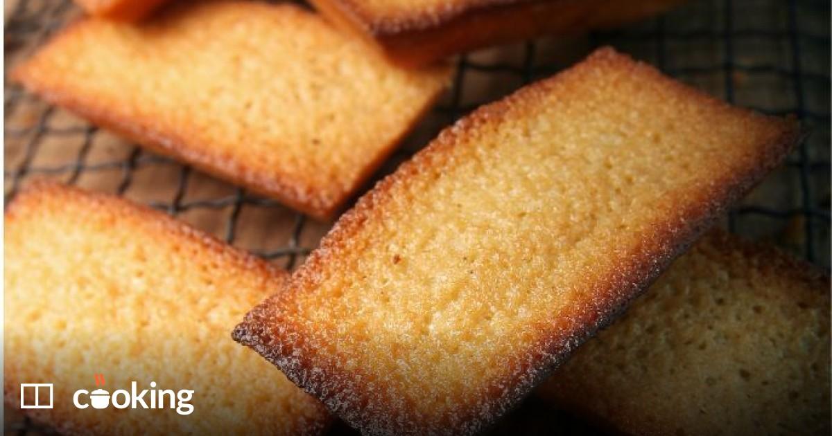 Five-spice fusion financier cakes recipe - easy to make