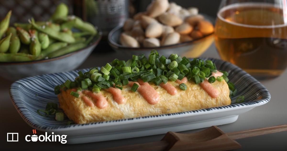 Japanese rolled omelette (tamagoyaki) recipe - quick