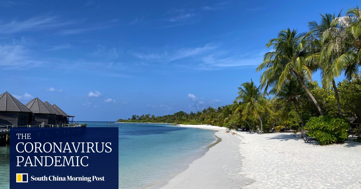 Image Indians flock to the Maldives to escape coronavirus pandemic, lured by good deals and easy entry requirements
