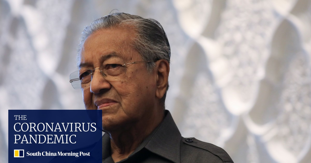 Mahathir warns king Covid-19 emergency order is turning Malays against him