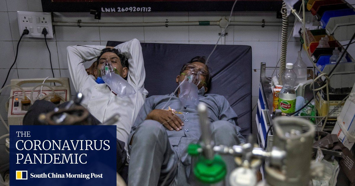 As Covid-19 overwhelms hospitals, Indians seek help from WhatsApp