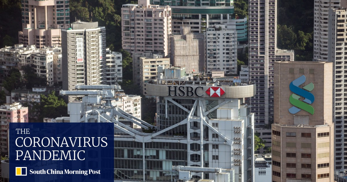 Image Hong Kong coronavirus: 2021 to be a difficult year for banks as their bottom lines remain squeezed by low interest rates and economic uncertainty amid a raging global coronavirus pandemic