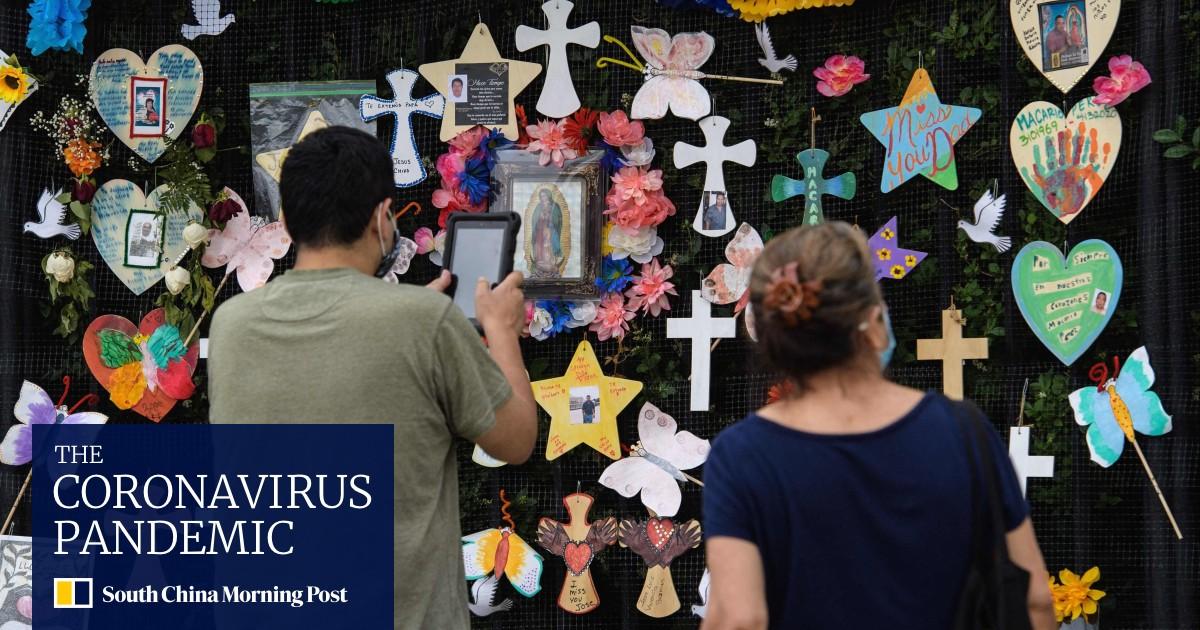 US Covid-19 death toll passes 600,000