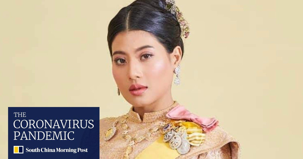 Thai Princess Sirivannavari Nariratana S New Fashion Collection Mixes European Heritage And Asian Abundance With Highbrow Streetwear But Is It Any Good South China Morning Post