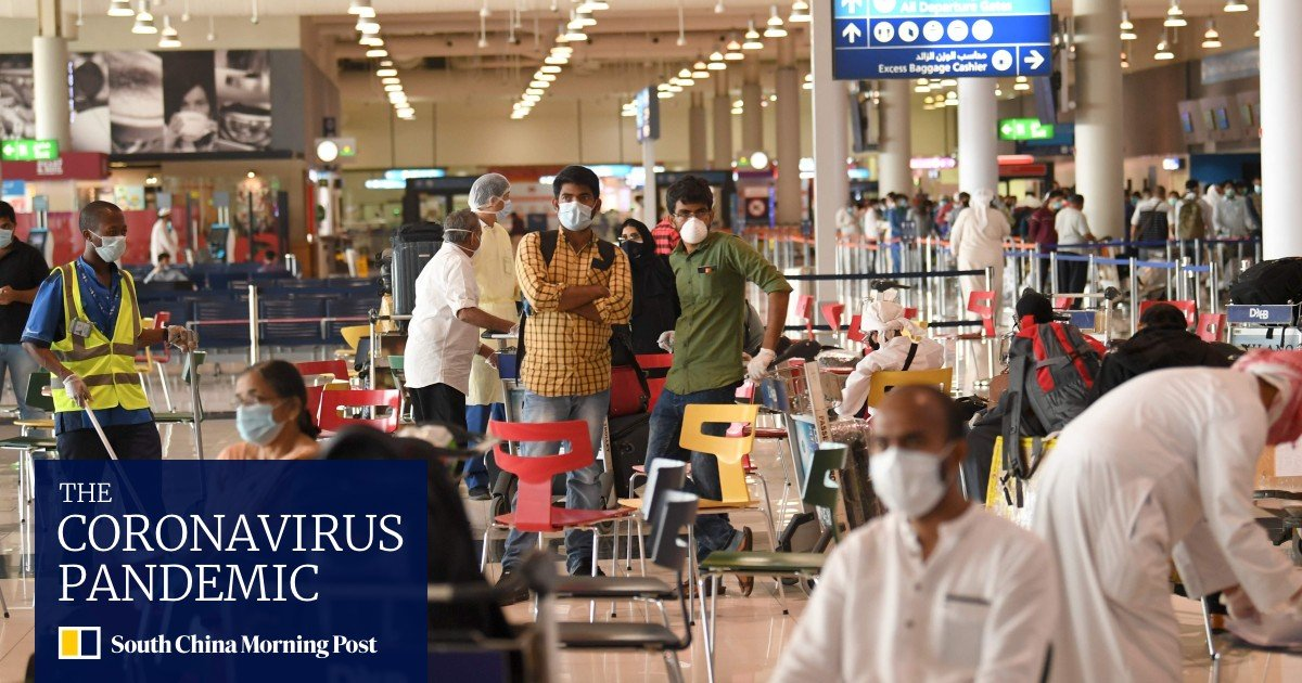 India's massive repatriation effort for expatriates from 12 countries begins