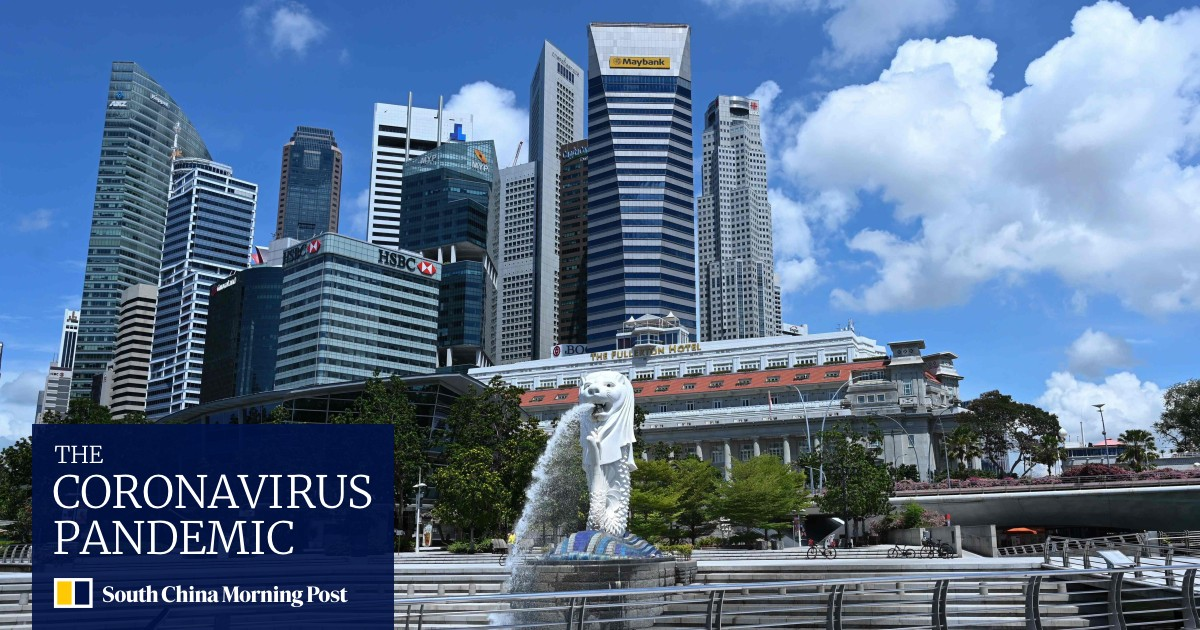 Singapore braces for its worst recession since independence