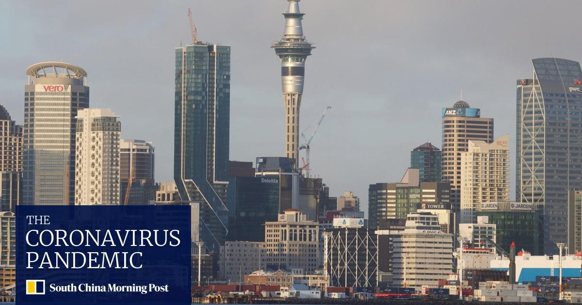 New Zealand in recession as coronavirus lockdown hits economy