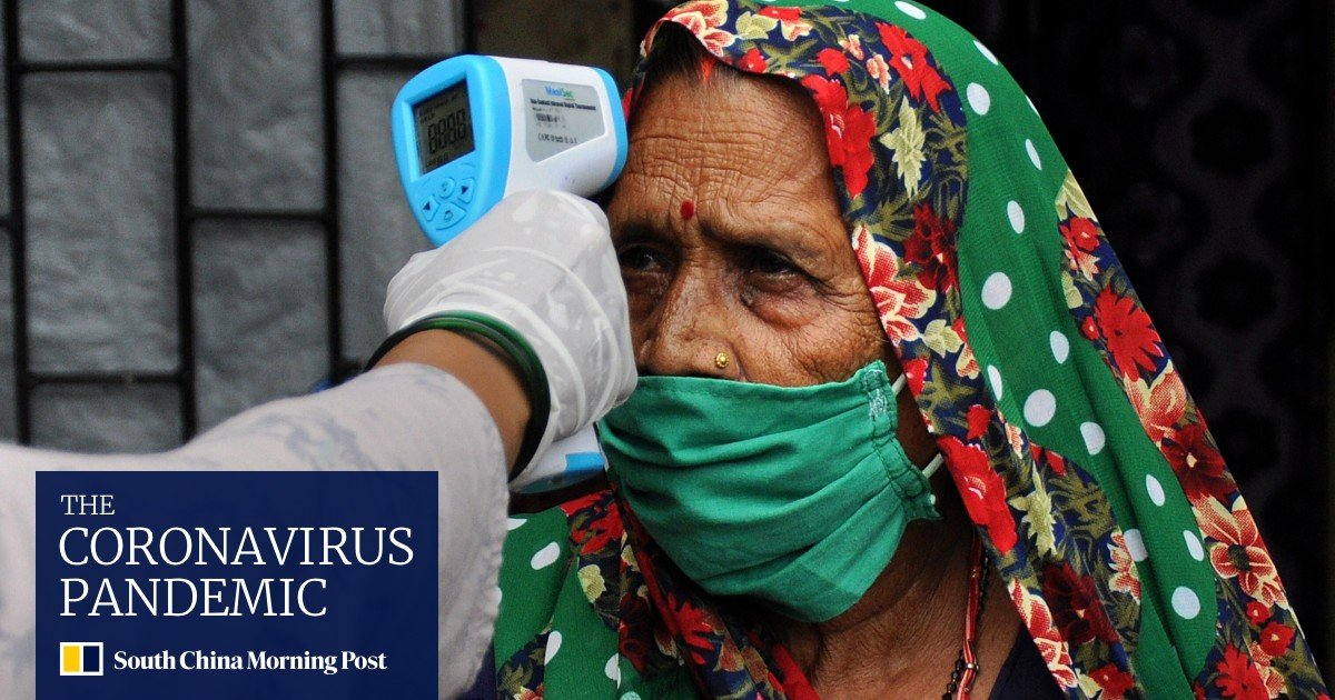 Coronavirus latest: India's cases surge, Japan relaxes rules on crowd sizes