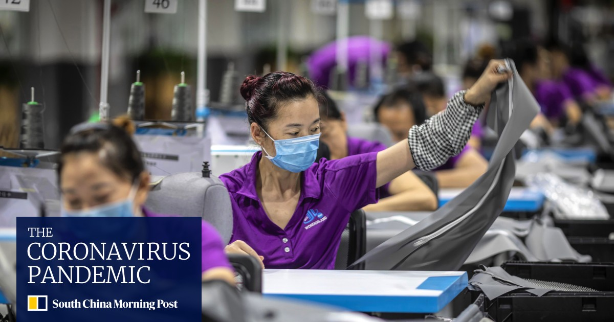 China's economic recovery leaves migrant workers, small businesses behind