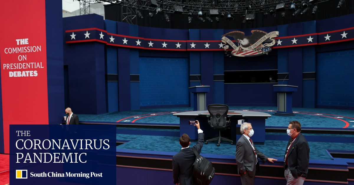 China issues likely to be front and centre in first Trump-Biden debate