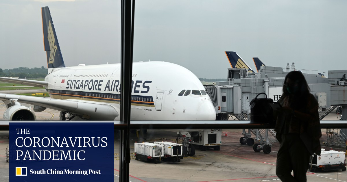 Singapore Airlines prioritises fleet for vaccines, stricter curbs in Seoul