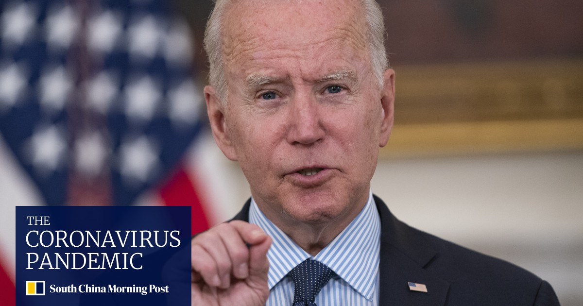 Biden wants 70 per cent of US adults to get one vaccine dose by July 4