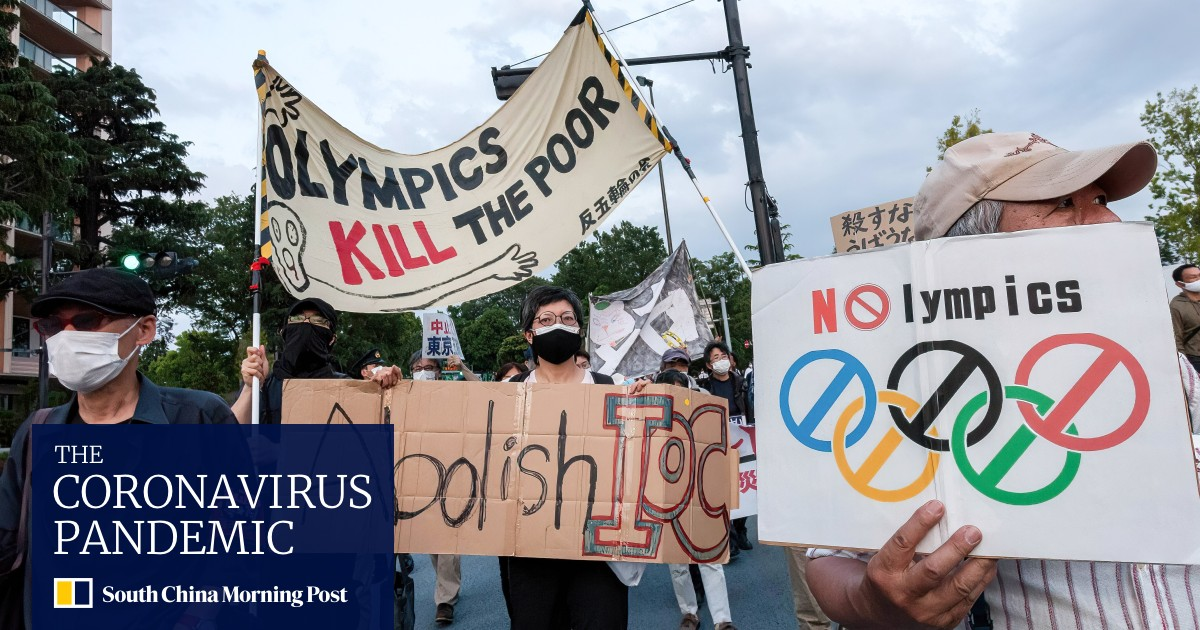 Why Tokyo thinks the 2020 Olympics show must go on – even as Covid-19 booms