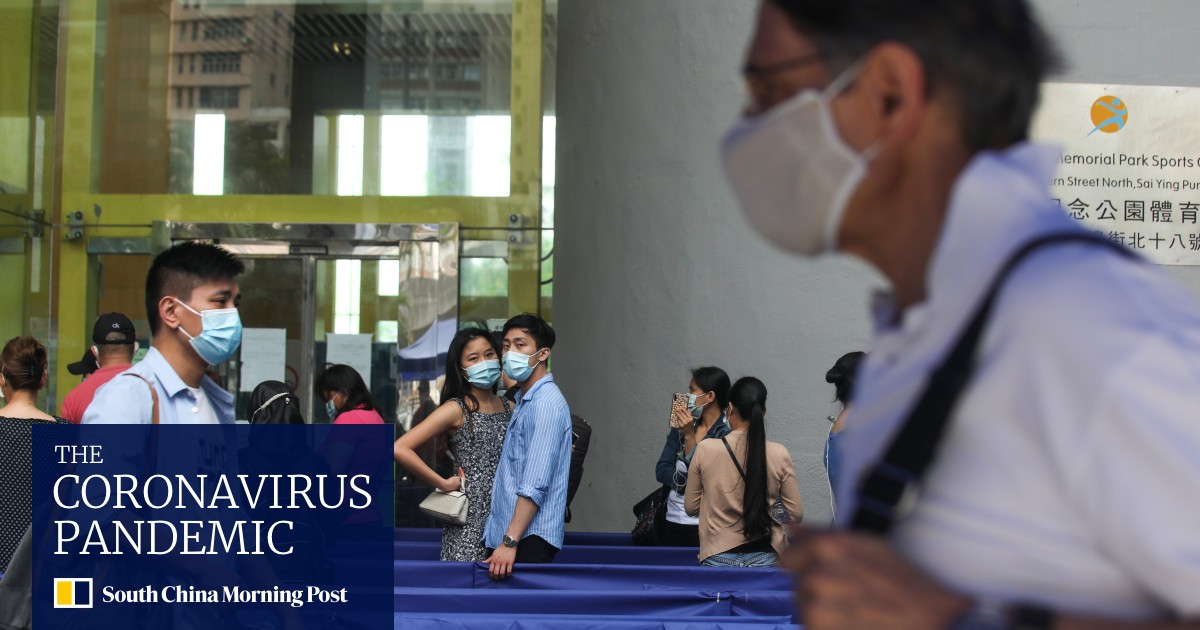 Image Coronavirus: Hong Kong does not have 'sufficient basis' to negotiate travel bubbles as long as vaccination numbers remain low, health minister says