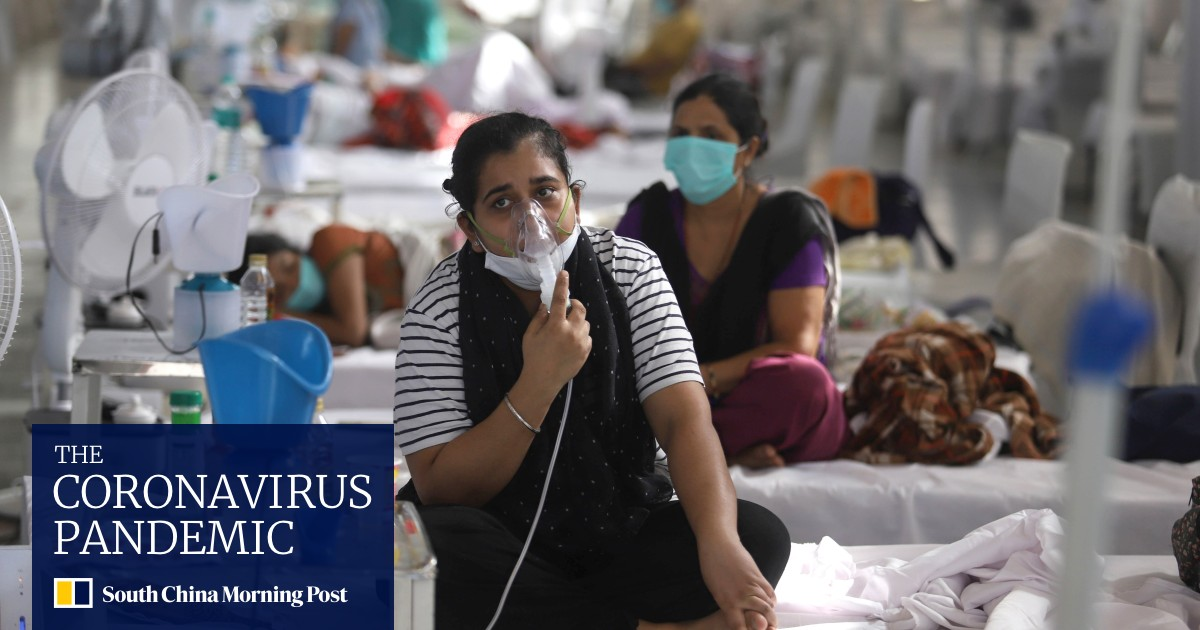 India's capital considers coming out of lockdown as Covid-19 infections ebb