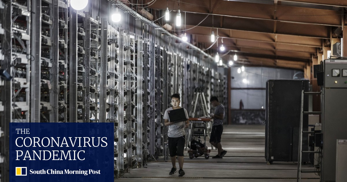 china bitcoin azienda mineraria