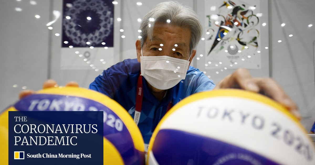Tokyo Olympics: 10,000 volunteers hit the hurdles of Covid-19, chaos and not much to do