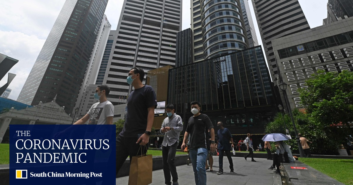 Image Coronavirus: Singapore to restrict workplace access for unvaccinated employees
