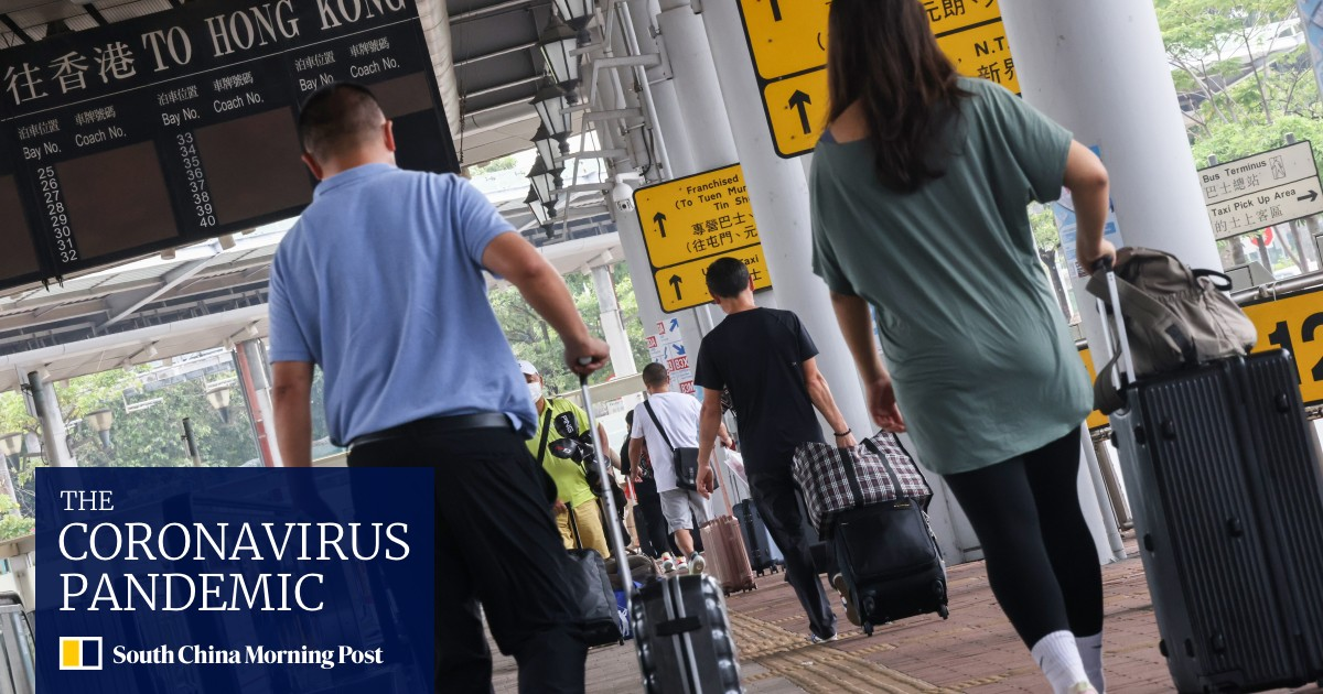 Image Coronavirus: no light at end of the tunnel, say business groups as Hong Kong changes Covid-19 quarantine rules