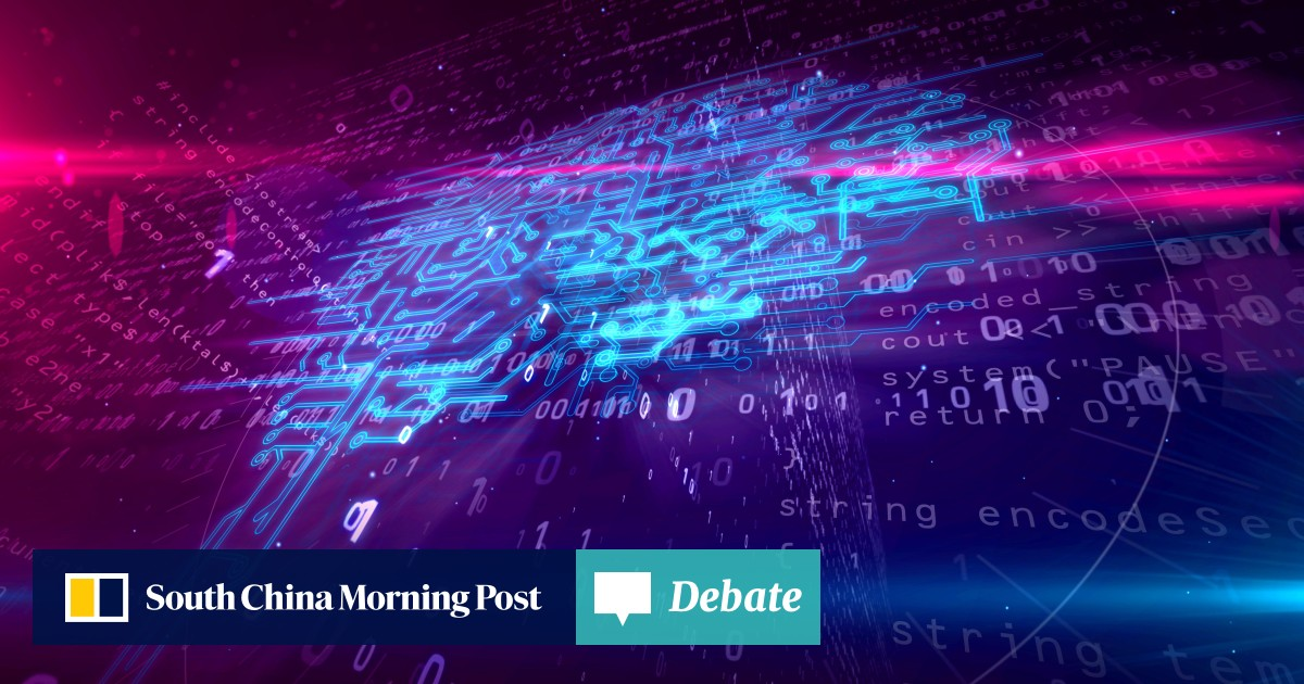 China risks falling further behind the US in AI if it does