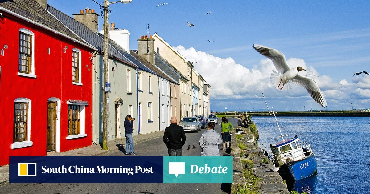 Galway, Ireland: the good, bad and ugly sides to Europe's