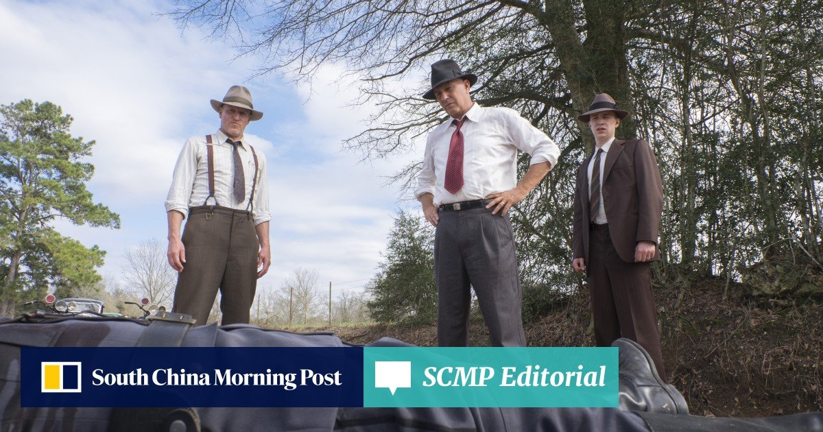 b1c455b9367 The Highwaymen offers new view of Bonnie and Clyde's brutal, bloody end |  South China Morning Post