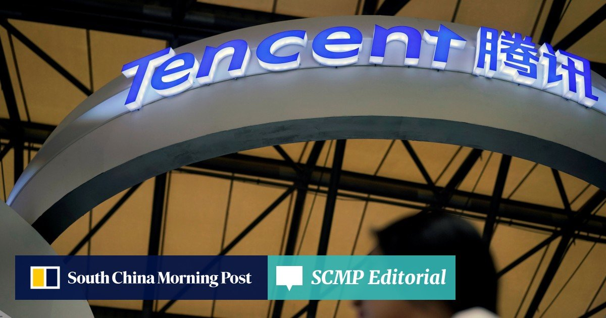 Tencent plays catch-up in cloud computing services as video